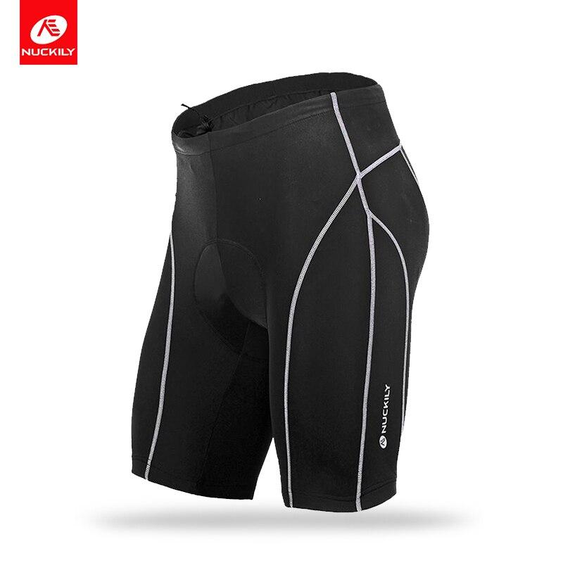 NUCKILY ciclismo corto verano alta compresión Nylon espuma Road Bike medias  para hombres NK314 en Pantalones Cortos de ciclista de Deportes y ocio en  ... 1b88b6c0b28b