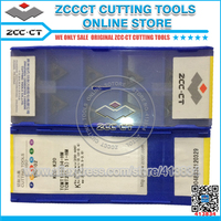 ZCCCT cutting tool cnc turning inserts TCMT110204 for cast iron 1 pack