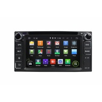 6 2 Inch Android 4 4 4 Dual Quad Core Car DVD Player GPS For TOYOTA
