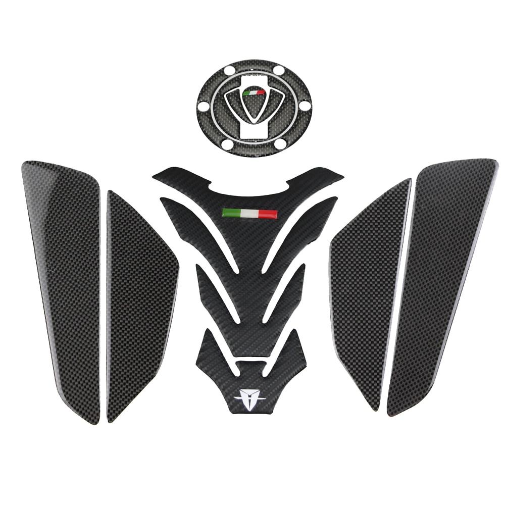 KODASKIN Carbon Tank Pad Sticker Decal Emblem GRIPPER STOMP GRIPS EASY For Benelli EN600 BJ600