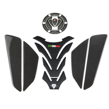 New Item Motorcycle Tank Pad Protector Decals Stickers Emblem FOR Scooter Kawasaki Z250 2012-2014