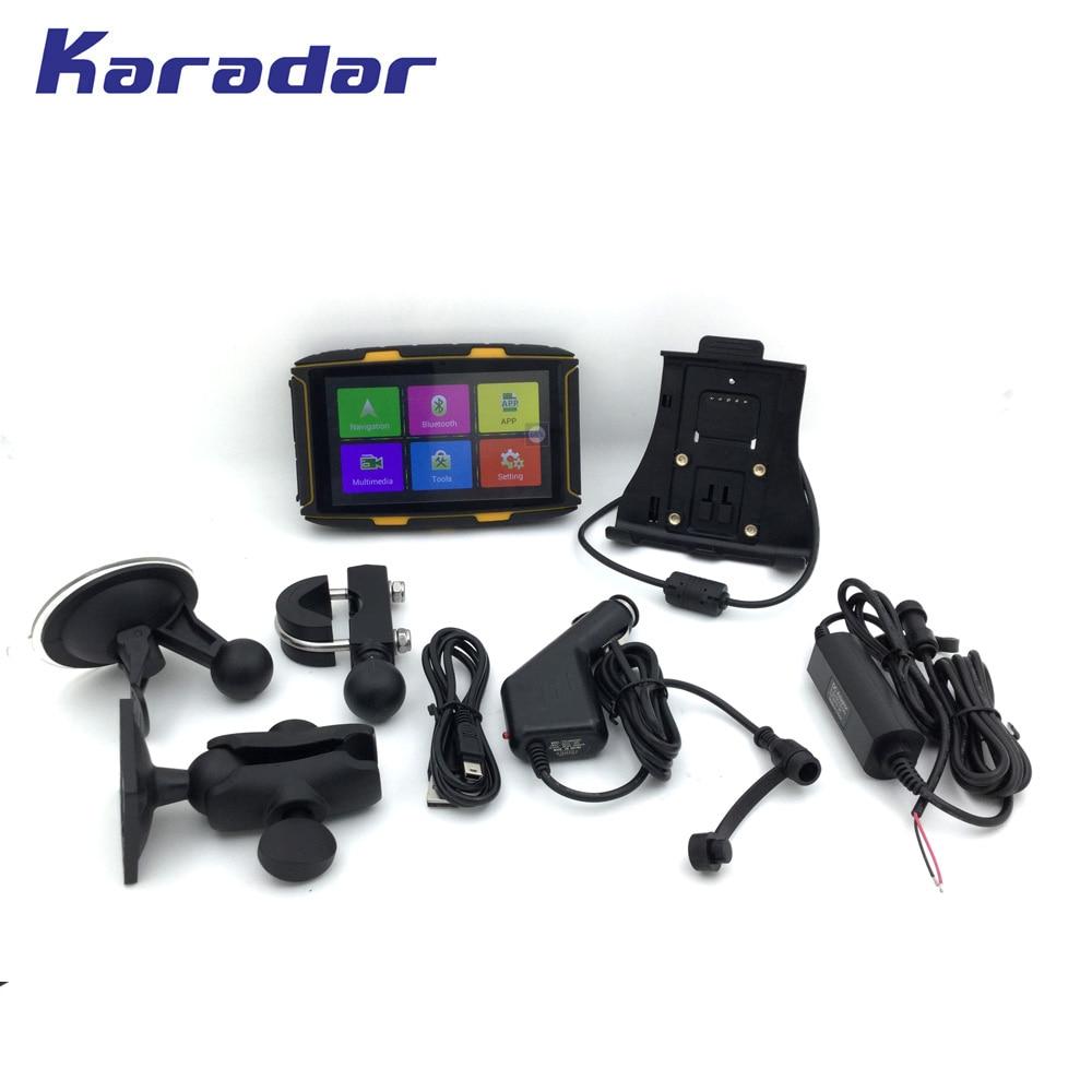 KARADAR 5 ინჩიანი წყალგაუმტარი - მანქანის ელექტრონიკა - ფოტო 2