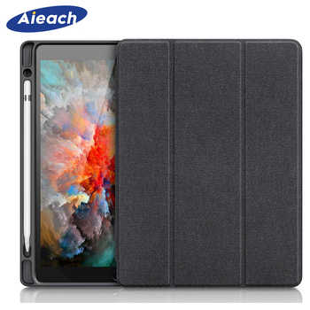 Case For iPad Pro 10.5 With Built-in Pencil Holder Smart Leather Soft Silicone Cloth Case For Apple iPad 10.2 2019 Air 3 Cover - DISCOUNT ITEM  20% OFF All Category