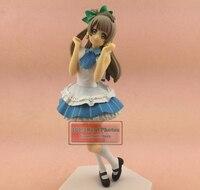 PVC Original Japanese Anime Figure Love Live Kotori Minami Akihabara Maid Ver Action Figure Collectible Model