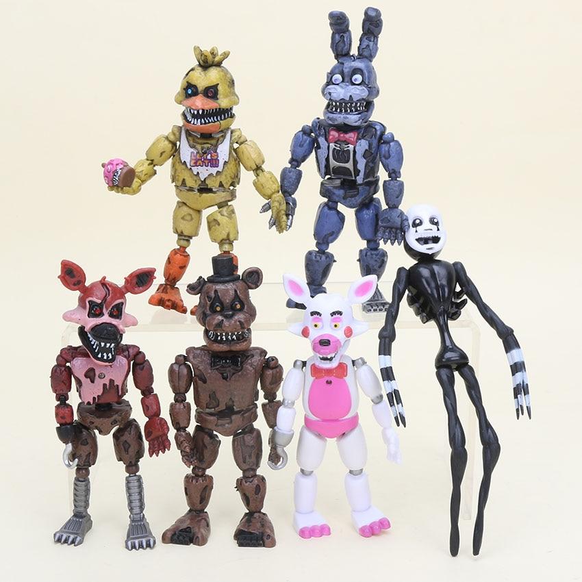 5 Nights At Freddy Toys : Aliexpress buy new rohyi pcs set five nights at