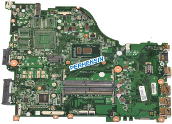 For Acer For Aspire E5-575 E5-575G Laptop MOTHERBOARD DAZAAMB16E0 i5-7200U 2.5GHz CPU NB.GD311.006 100% WORK PERFECTLY