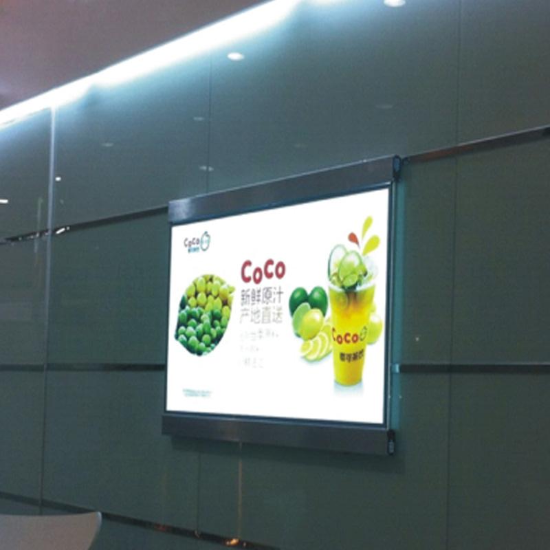 LED menu board signs for restaurant