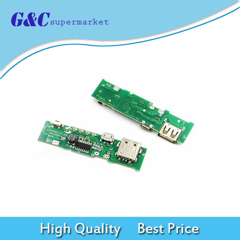 Detail Feedback Questions about For 18650 Battery DIY 5V 1A
