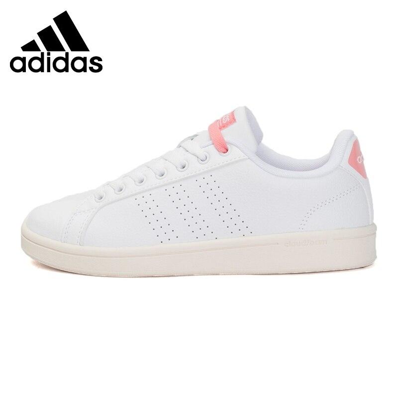 Original Adidas NEO Label Women's Skateboarding Shoes Sneake
