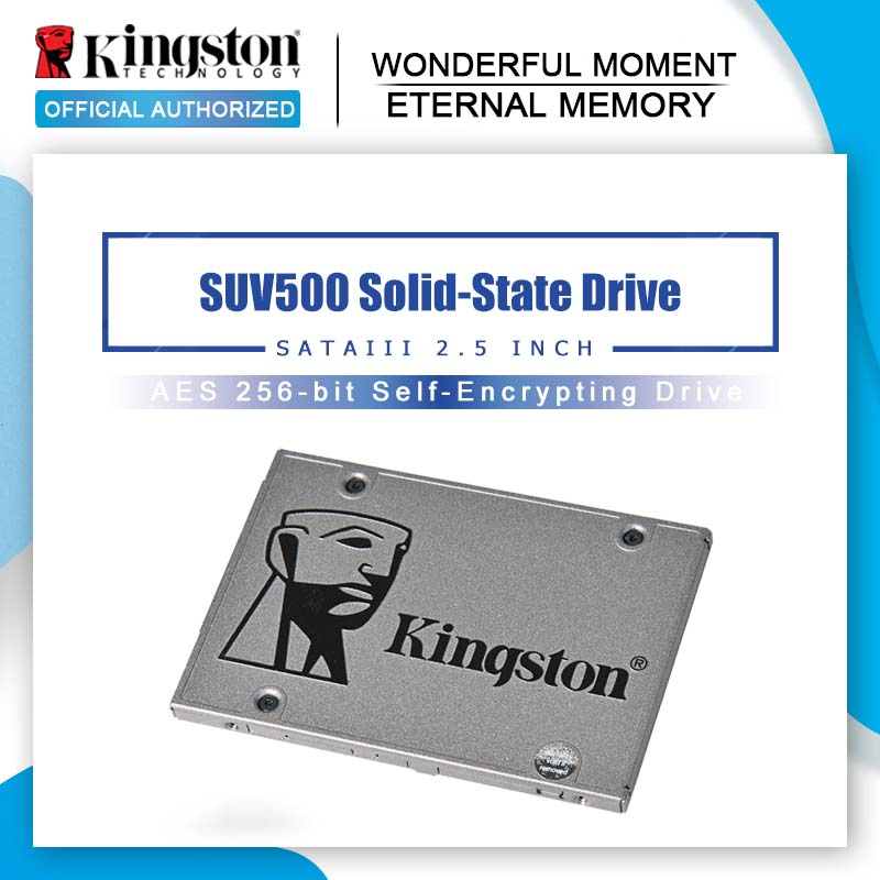 Kingston 240g ssd UV500 SATAIII SSD 120G hdd For Notebook PC 480G SATA3 2 5 inch