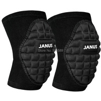 free shipping knee pads high density sponge football volleyball basketball Hip pop use