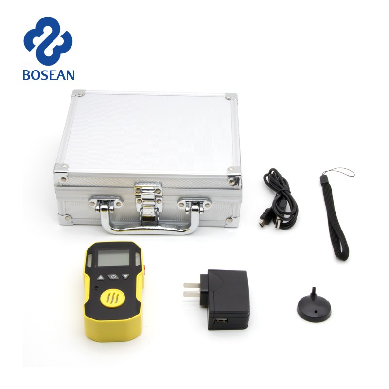 H2S Gas Detector Hydrogen Sulfide Gas Leak Detector Gas Analyzer 3 in 1 Voice Light Shock Alarm System Professional Gas Monitor in Gas Analyzers from Tools
