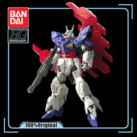 Bandai New Product Assembled Model Gundam HG HGUC 1:144 Moon Gundam Eyebrow 215 Action Figure Kids Toy Gift