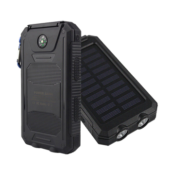 Waterproof 50000 mAh Portable Solar Panel