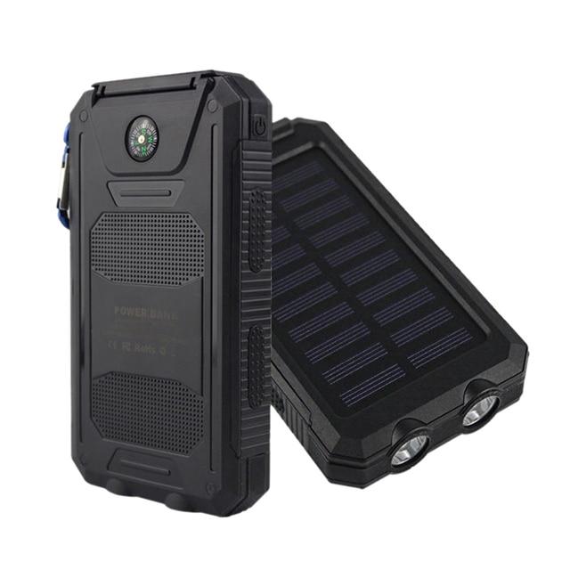 Waterproof 50000 mAh Portable Solar Panel