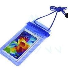 2016 HOT SALE Mobile phone waterproof bag Case underwater wa