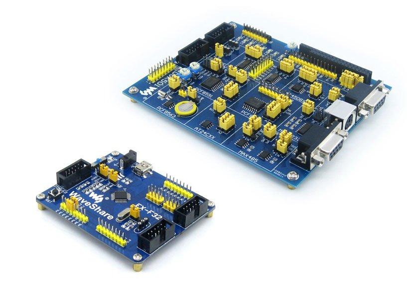 module module C8051F320 C8051F 8051 Evaluation Development Board Kit + DVK501 System Tools = EX-F320 Premium lora performance evaluation board test board
