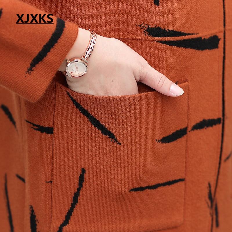 marron Chaud Lâche Capuche Manteau D'hiver Tissu Taille Femmes Confortable Noir Nouvelles Veste Col Xjxks Et Cachemire Grande Automne 2018 qHFUW7B