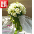 Gorgeous Unique High Quality Wedding Bouquets 2016 Rose Bridal Bouquets buque de noiva New Arrival Free Shipping
