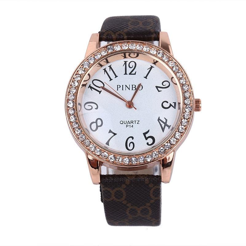 Women Watches Top Brand Luxury Female Quartz Clock Full Diamond Mesh Belt Watch Ladies Fashion Plaid Watch Relogio Feminino