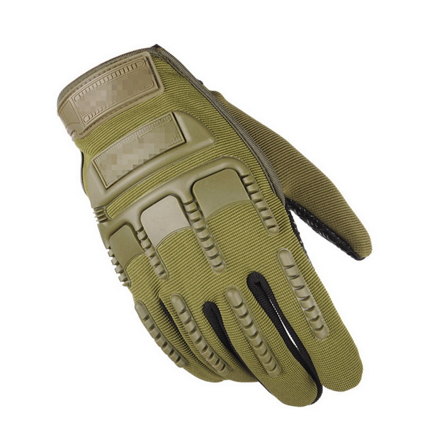 by dhl or fedex 50 pairs 4 Colors  Military Tactical Gloves Men Fighting Combat Half Finger Anti-slip Outdoor Sport Gloves
