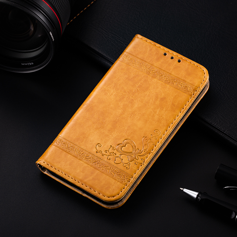 6.4'For Samsung Note 9 Case Good Design Flip PU Leather Fragrance Note9 Phone Cover 6.4'For Samsung Galaxy Note 9 Case