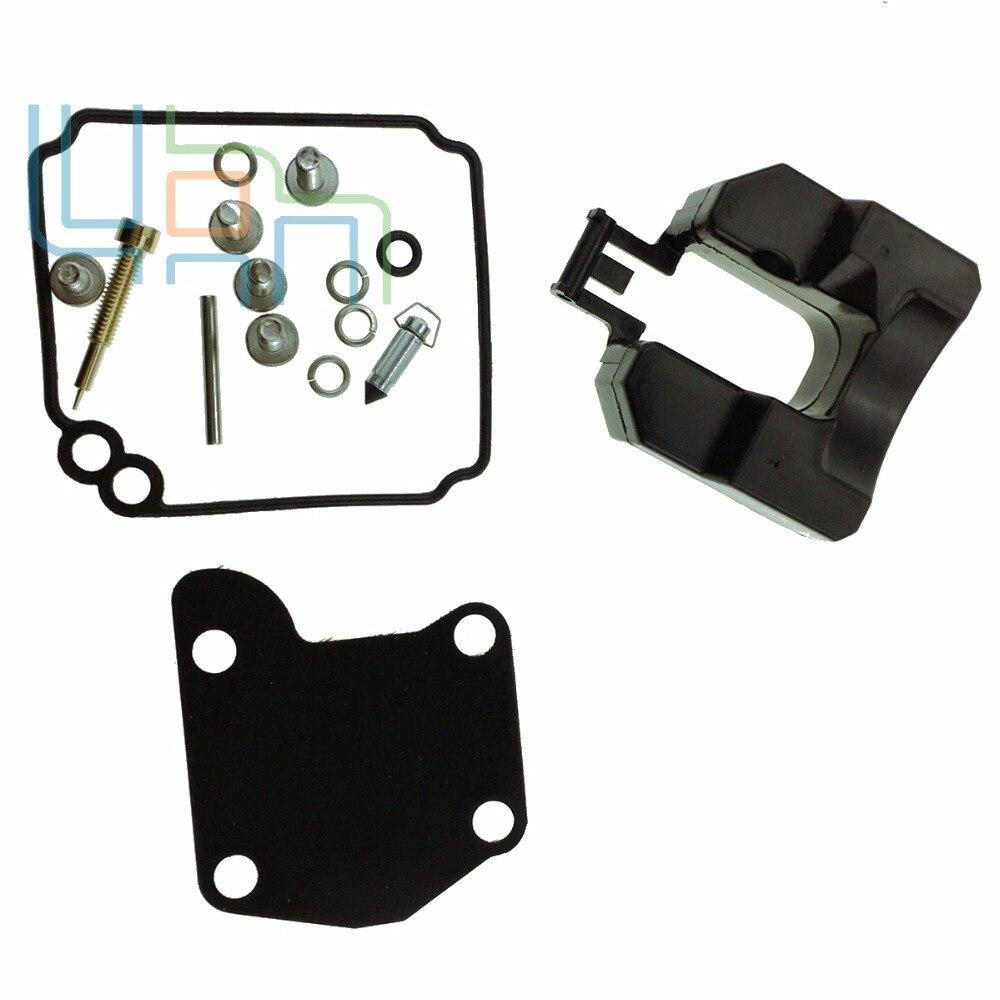 novo kit de reparacao de carburador para yamaha de 2 tempos 9 9hp 15hp 63v w0093