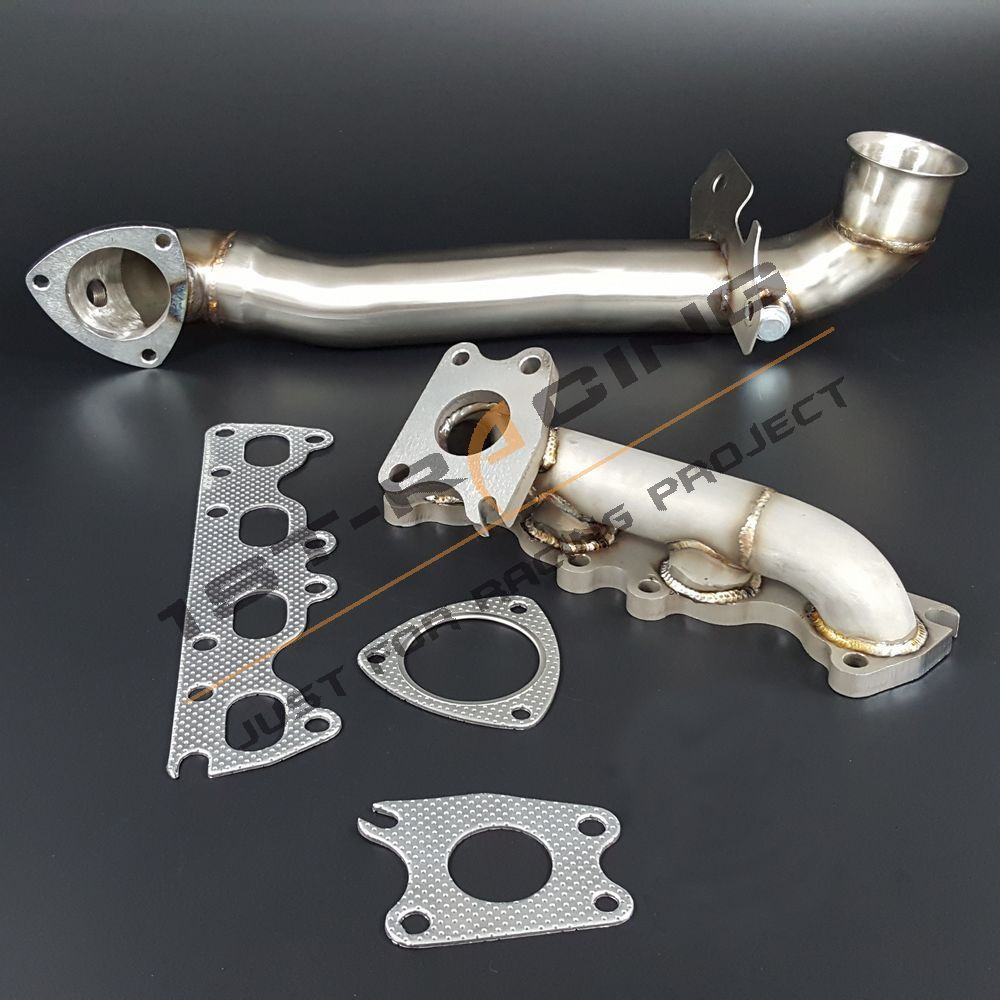 STAINLESS DECAT EXHAUST DE CAT MANIFOLD FOR BMW MINI CLUBMAN R55 R56 R57 1.6