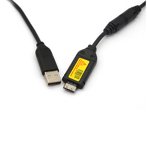 Image 4 - SUC C3 camera data cables charging cable for Samsung ES60 ES75 PL120 PL150 ST200