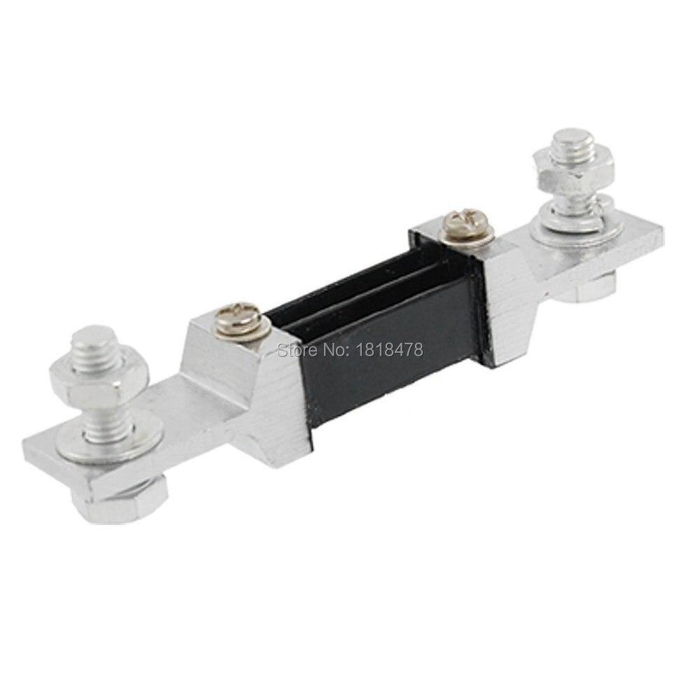 FL-2 300A/75мВ амперметр DC 300A 75мв измеритель тока шунтирующий резистор
