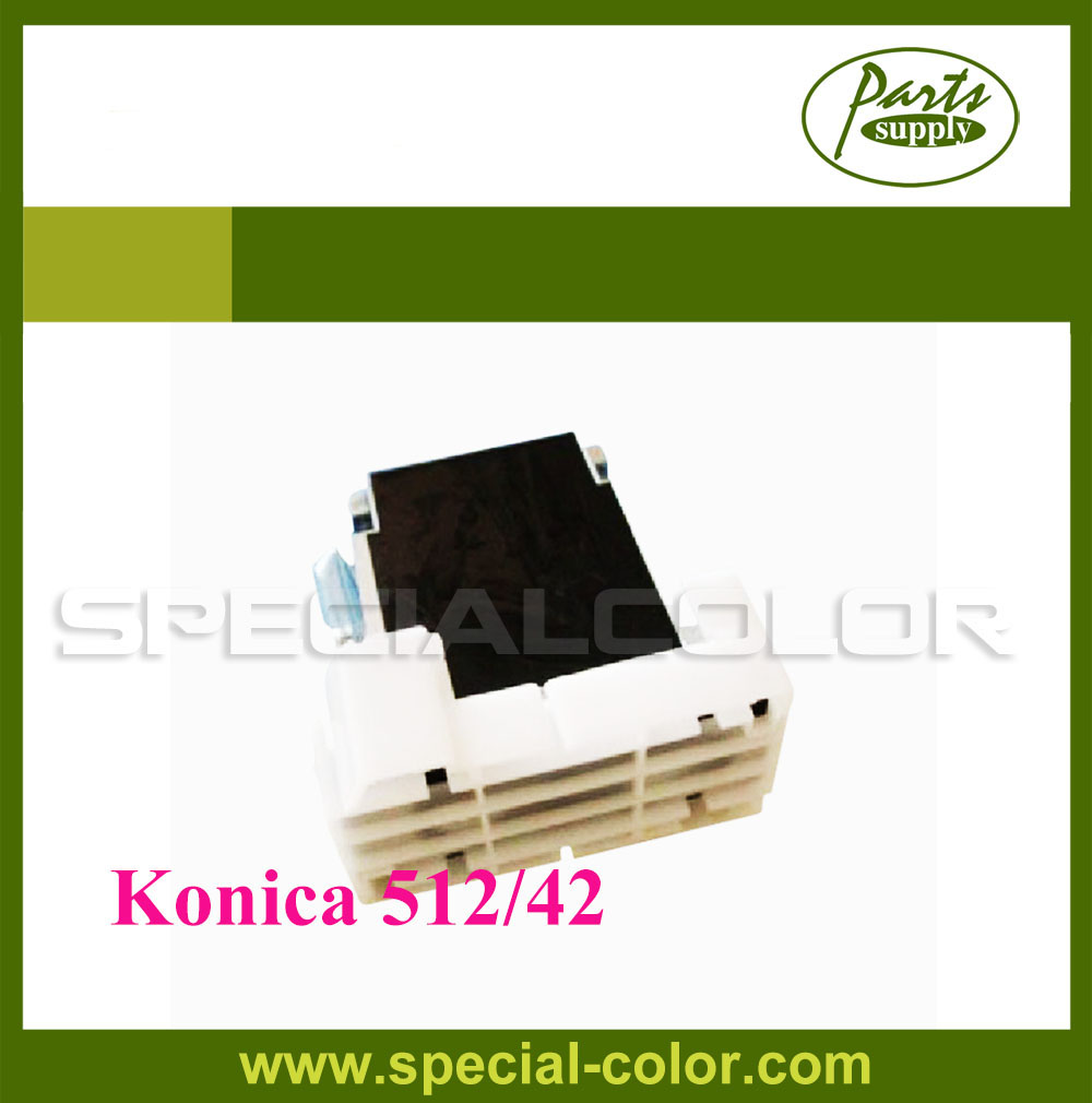 Konica 512 Printhead 42PL for Chinese Printer Witcolor/Myjet/Allwin,etc good quality 1pc inkjet printer machine of myjet ink pump for myjet xaar 128 printhead spare parts