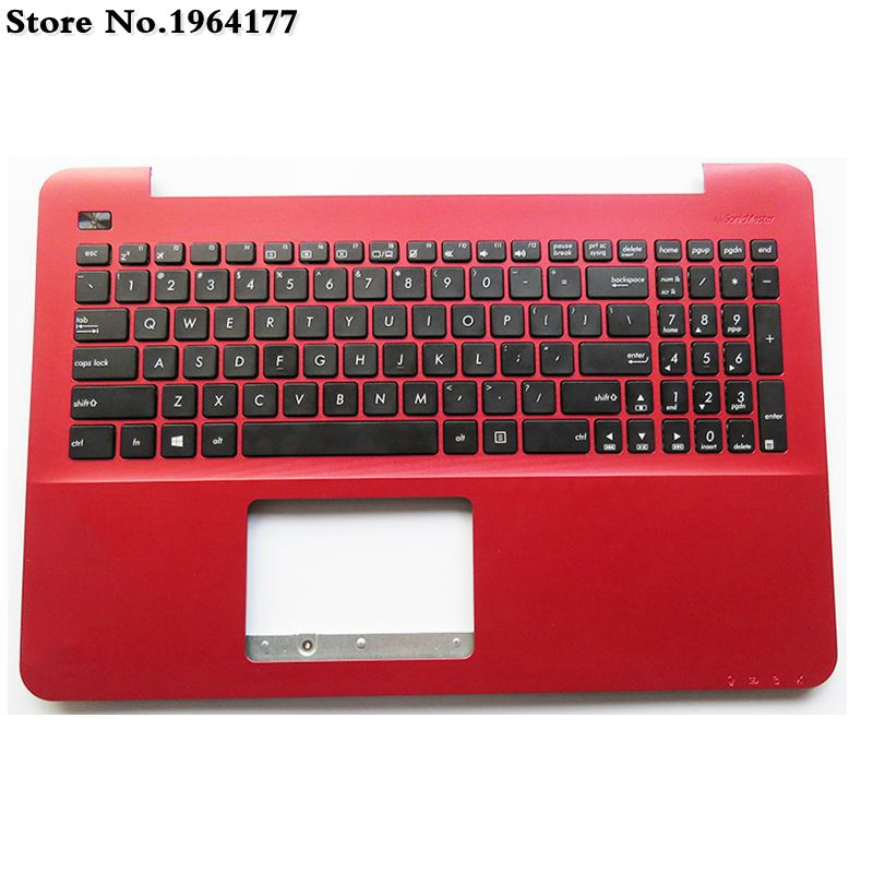 Laptop Metal Brushed Skin Sticker Protector For ASUS A555L R556 F555L X555