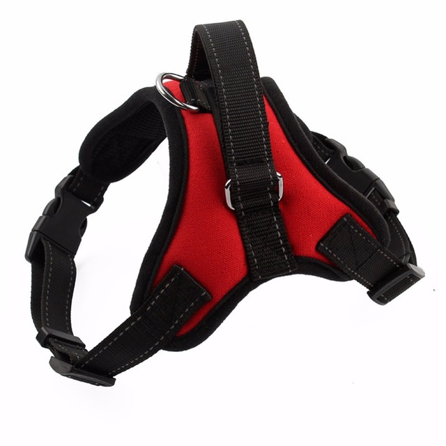Adjustable Pet Puppy Large Dog Harness for Small Medium Large Dogs Animals Pet Walking Hand Strap Dog Supplies Dropshipping 5