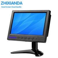 7 Inch BNC Monitor Small LCD Monitor HDMI Lcd Monitor Portable LCD Monitor With AV BNC