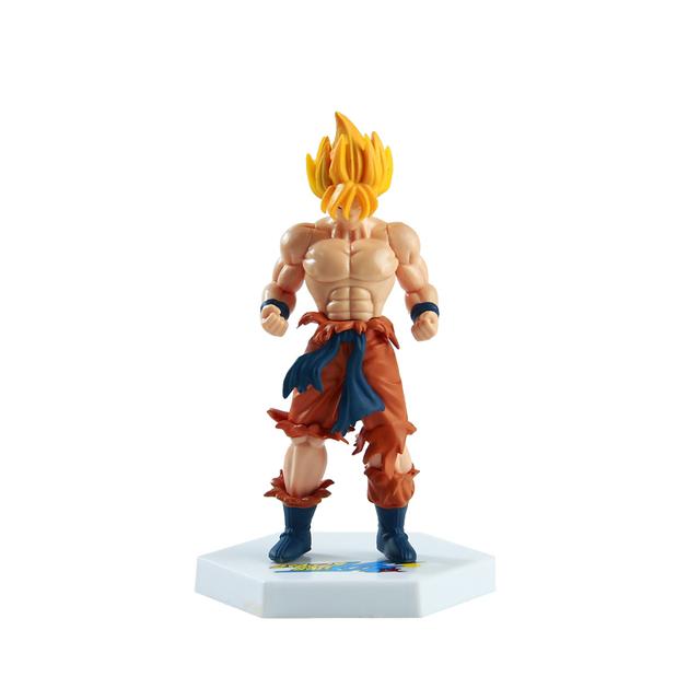 6 Pcs of Dragon Ball Figures