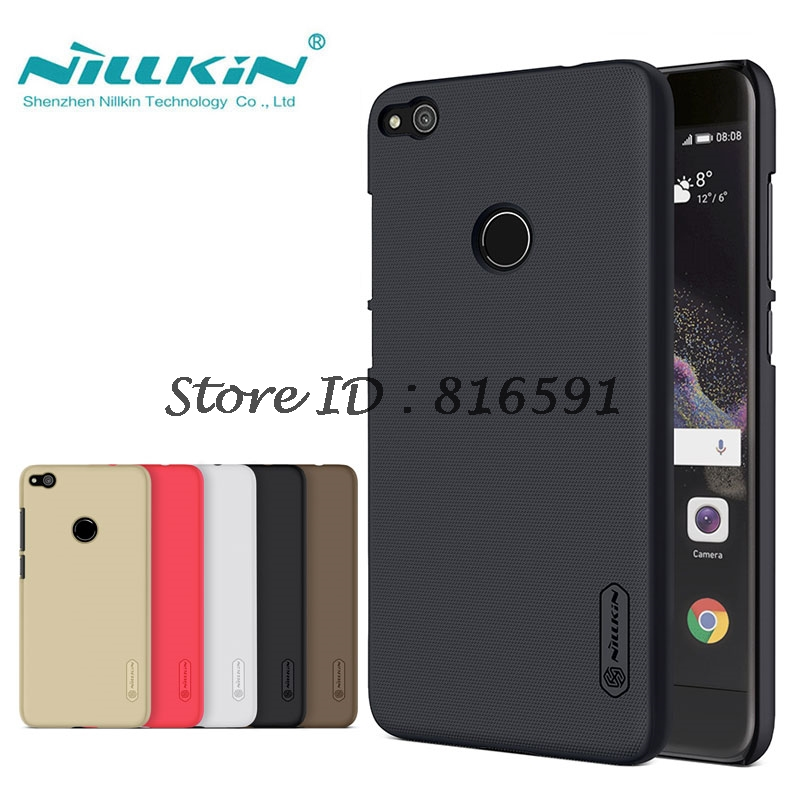 Huawei Honor 8 Lite Case Nillkin Frosted Shield Hard Back Cover Case For Huawei Honor 8 Lite 2017 5.2 inchHuawei Honor 8 Lite Case Nillkin Frosted Shield Hard Back Cover Case For Huawei Honor 8 Lite 2017 5.2 inch