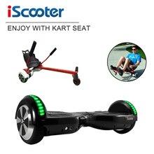 Iscooter hoverboard 2 wheel auto balance de scooter eléctrico monociclo de pie inteligente deriva patineta de dos ruedas equilibrio scooter