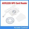 ACR122u USB NFC Читатель 13.56 МГц Rfid Считыватель Писатель + 5 Шт. RFID Карты Поддержка Android Linux Mac Ос Windows
