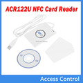 ACR122u USB NFC Reader 13.56Mhz Rfid Reader Writer+5 Pcs RFID Card Support Android Linux Mac Windows
