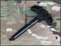 Butterfly Style Metal Cocking Handle For AEG M4 M16 Series Airsoft BK Free Shipping