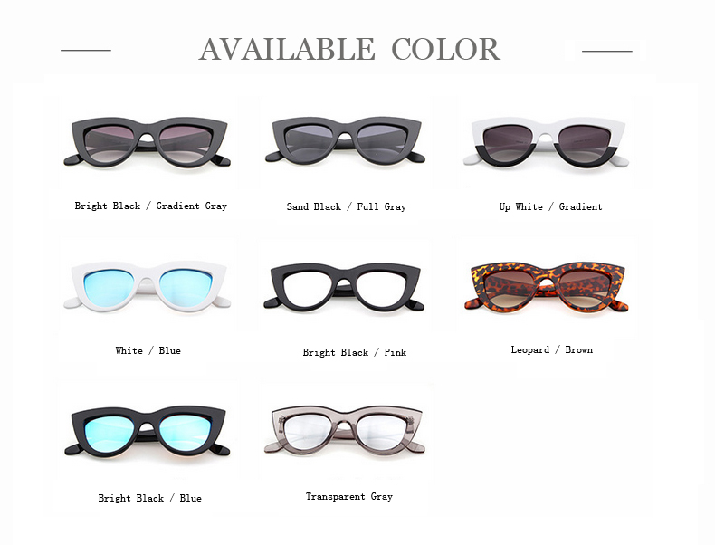 HTB1qgVHkwMPMeJjy1Xbq6AwxVXaP - Rose Gold Cat Eye Sunglasses For Women Pink Mirror Shades Female Sun Glasses Black White Coating Cateye Aviation Oculos 2018