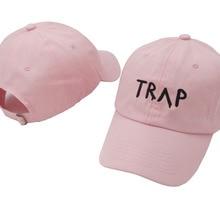 Чистый хлопок, шапка-ловушка, розовая, красивая, для девочек, как бейсбольная кепка, ловушка, музыка, 2 Chainz, альбом, рэп, LP, папа, шляпа, хип-хоп капюшон,, на заказ