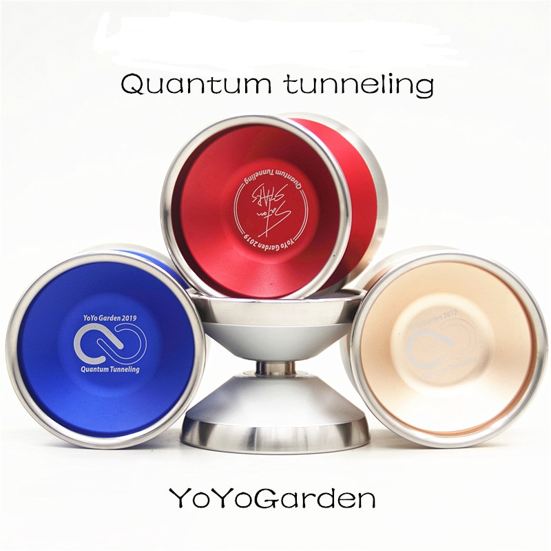 YoYoGarden  Quantum tunneling YOYO yoyo for Professional Outer ring YOYO  Signature limited