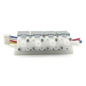 Image 4 - Электромагнитные клапаны Elecrow высокого качества для автоматического умного полива, 12 В постоянного тока