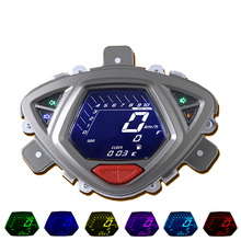 100RSZ LCD instrument universal electronic table wildfire motorcycle Meter High-grade motorcycle modification instrument parts