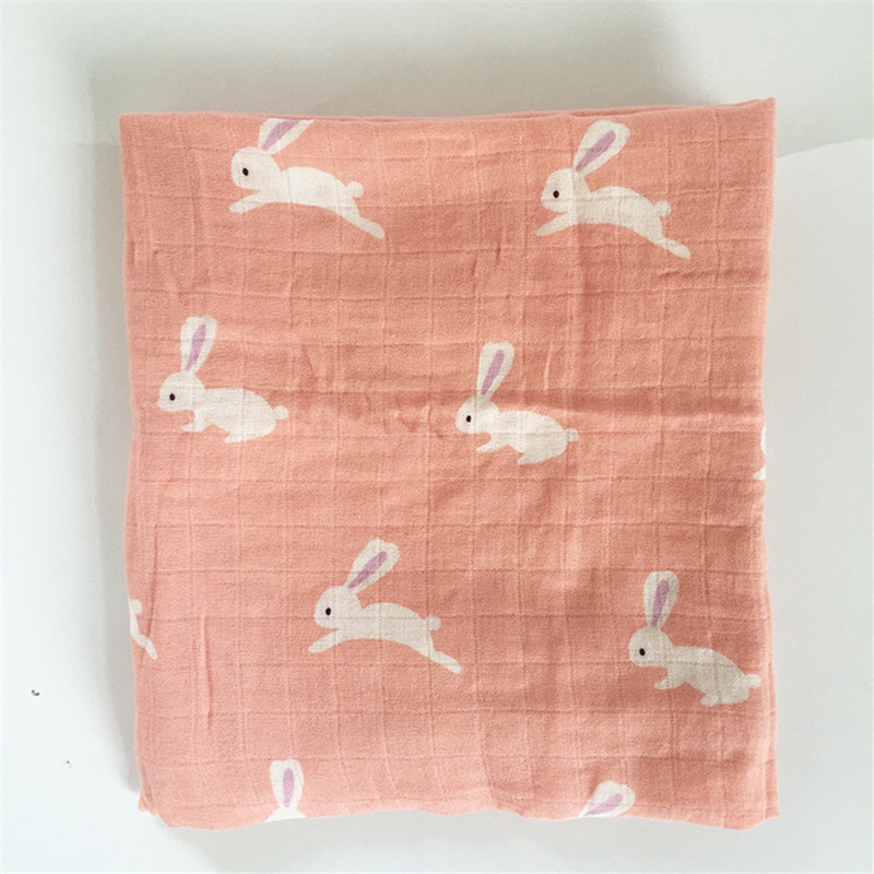Nuova venuta del bambino swaddle bambino mussola coperta qualità migliore di Aden Anais Bambino Multi-uso di cotone/Coperta di bambù Infant Wrap