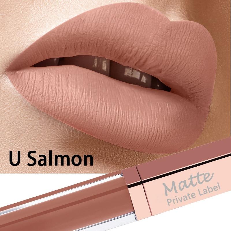 Unique Full Lip Ultra Matte Lipstick 24