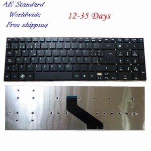 Spanish For ACER For Aspire V3 V3-571 V3-571g V3-572 V3-572G V3-551 V3-771G 5755 5755g V5WE2 CM-5 SP replacement Laptop keyboard