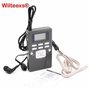 WILTEEXS Portable Mini Frequen
