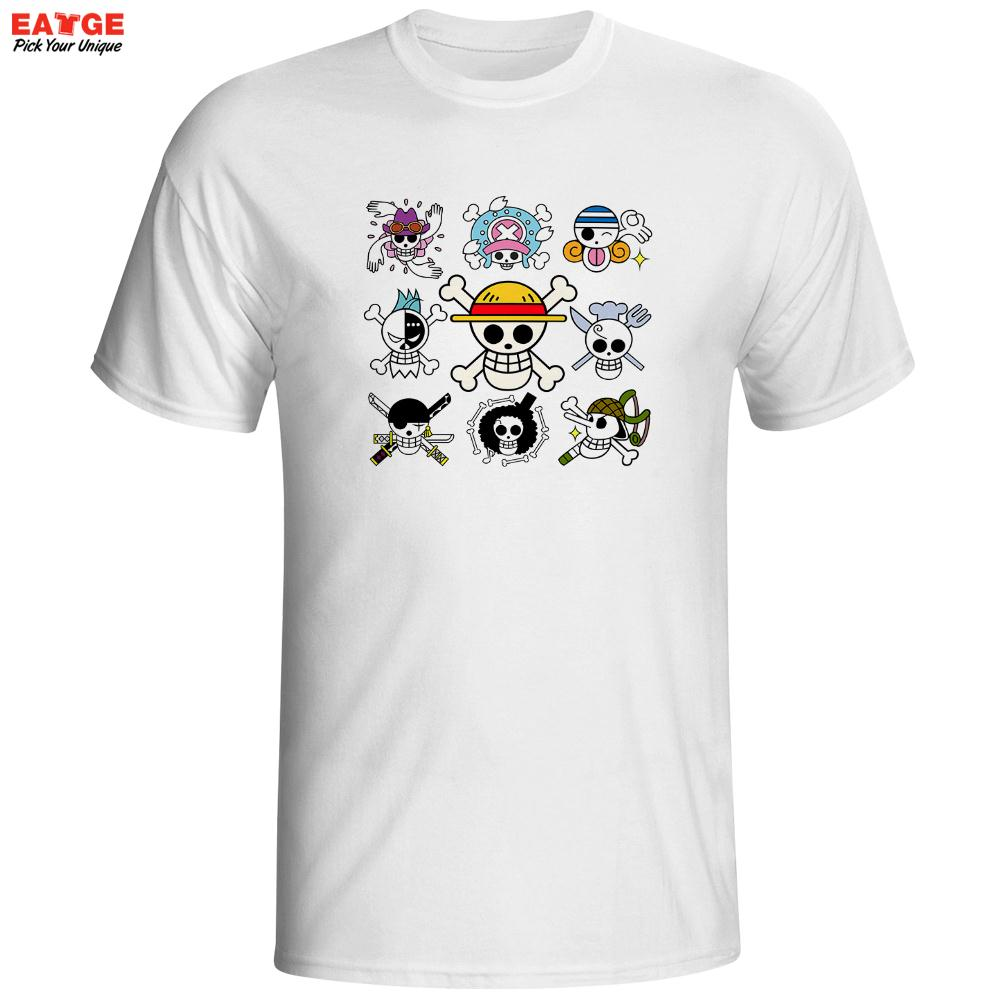 One piece luffy zoro and nami t shirt for Online shopping branded shirts